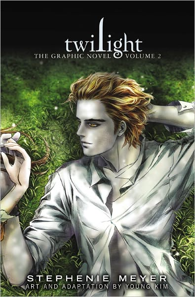 Twilight: The Graphic Novel, Volume 2