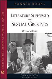 book cover for Literature Suppressed on Sexual Grounds