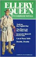 Ellery Queen by Ellery Queen: Book Cover