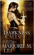 Darkness Calls (Hunter Kiss Series #2) by Marjorie M. Liu: Book Cover