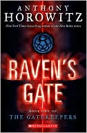 Raven's Gate (The Gatekeepers Series #1)