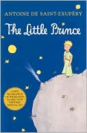 The Little Prince by Antoine de Saint-Exupery: Book Cover