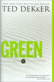 Green by Ted Dekker book cover