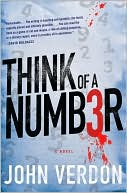 Think of a Number by John Verdon: Book Cover