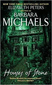 Houses of Stone by Barbara Michaels: NOOK Book Cover