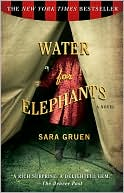 Water for Elephants by Sara Gruen: NOOKbook Cover