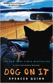 Dog on It (Chet and Bernie Series #1) by Spencer Quinn: NOOK Book Cover