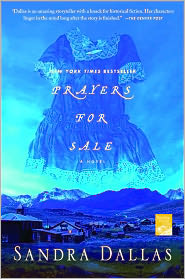 Prayers for Sale by Sandra Dallas: NOOK Book Cover