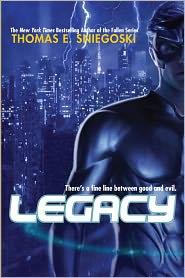 Legacy by Thomas E. Sniegoski