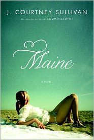 Maine by J. Courtney Sullivan: Book Cover