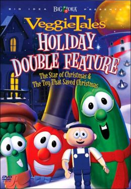 Veggie Tales Holiday Double Feature By Big Idea