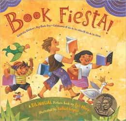 book cover for Book Fiesta!