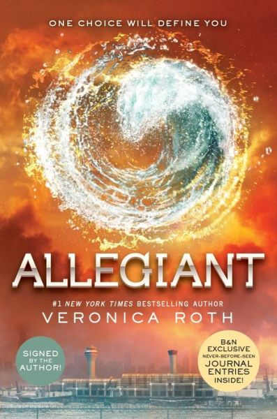 Allegiant (Divergent Series #3) (Signed Edition)