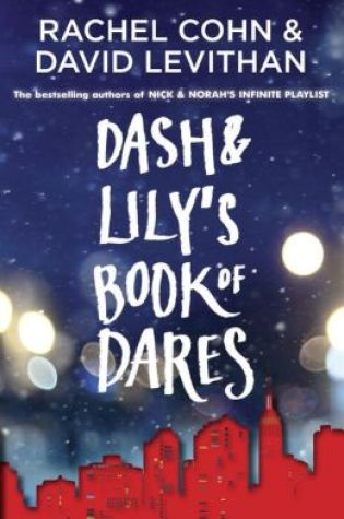 REVIEW: dash and lily's book of dares; rachel cohn and david levithan