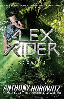 Scorpia Alex Rider Series 5 By Anthony Horowitz