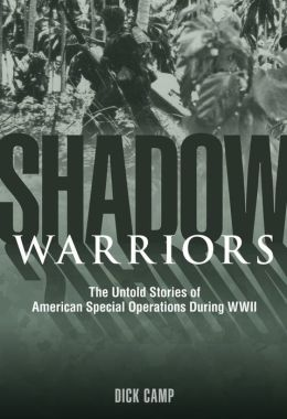 Shadow Warriors cover.  Image from Barnes and Noble.  Copyright held by Zentih Press.