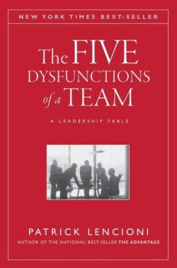 The Five Dysfunctions of a Team book review