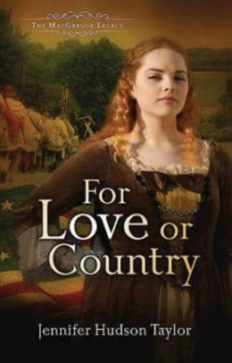 For Love or Country: The MacGregor Legacy Book 2