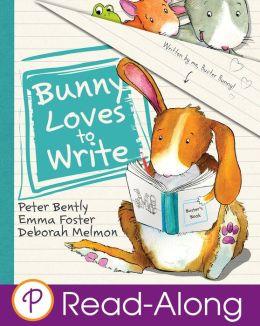 Bunny Loves to Write (Parragon Read-Along)