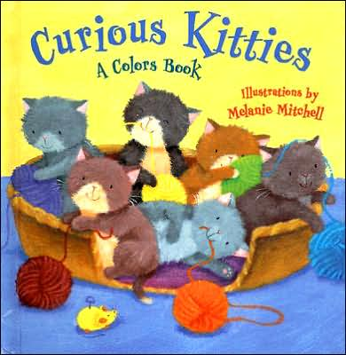 Curious Kitties: A Color Book