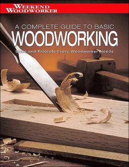 basic wood working