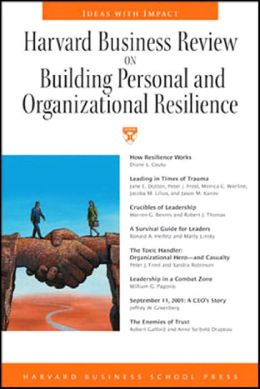 Harvard Business Review on Building Personal and ...