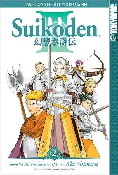 Suikoden III, Volume 2