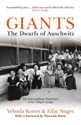 Cover of Giants: Dwarfs of Auschwitz