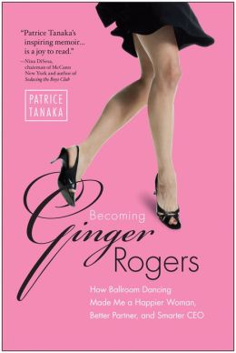 Becoming Ginger Rogers book cover