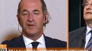 A social defeat. Luca Zaia takes the government to lessons in democracy: nothing but informers