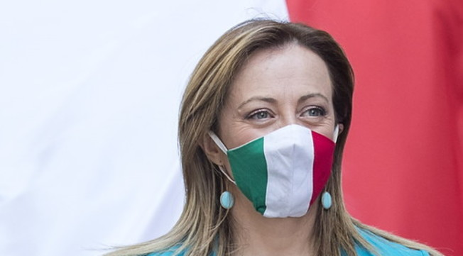 June 2, the feast of the Republic by Giorgia Meloni: Di Maio-Crimi pulped. Poll: it's overtaking, digit-shock