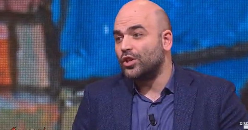 That makes a book, but how do you do it ?.  Saviano avalanche on Speranza.  Incompetent ?, even Floris is displaced |  Video