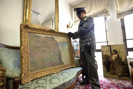 They found Hitler's treasure: masterpieces of art for 1 billion