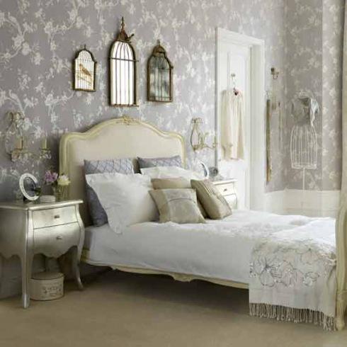 Sypialnia Urzadzona W Stylu Vintage Dom Ze Stylem