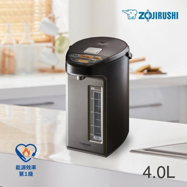【ZOJIRUSHI 象印】4公升* SuperVE真空省電微電腦電動熱水(CV-WFF40)