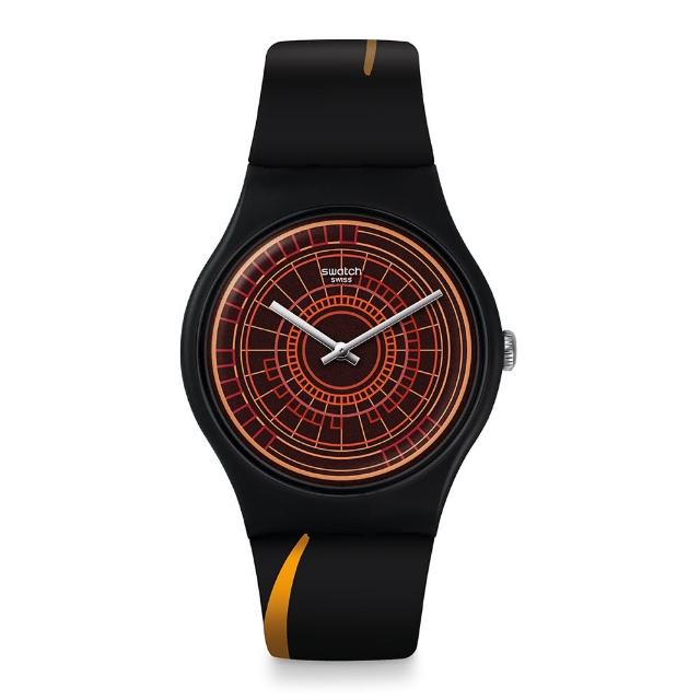 【SWATCH】James Bond系列手錶 THE WORLD IS NOT ENOUGH(41mm)