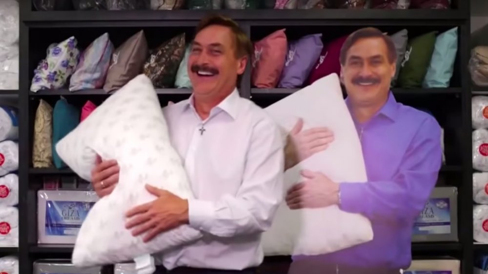 mypillow guy is really worth