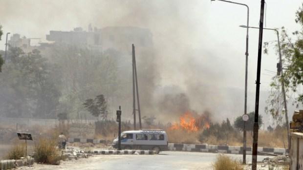 ВВС США впервые нанесли удар по террористам в Сирии с турецкой авиабазы. войны и вооруженные конфликты Исламское государство США террори
