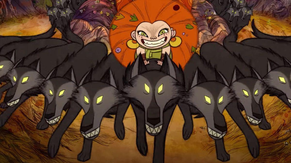 María Pareja, una animadora madrileña que ha contribuido a la magia de ' Wolfwalkers'