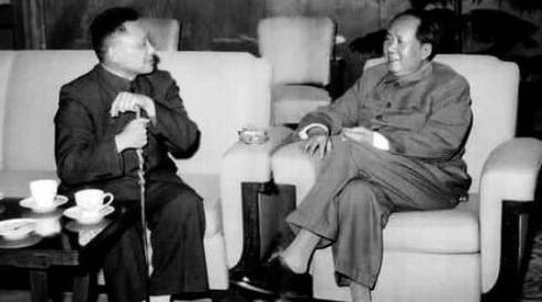 鄧小平在1954年寫給毛澤東的讚美詩(圖)|鄧小平 | 毛澤東 | 讚美詩 | 主席 | 遵義會議 | 紅朝歲月 | 看中國網