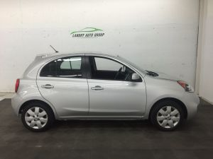 Used 2015 Nissan Micra SV in Kentville  Used inventory