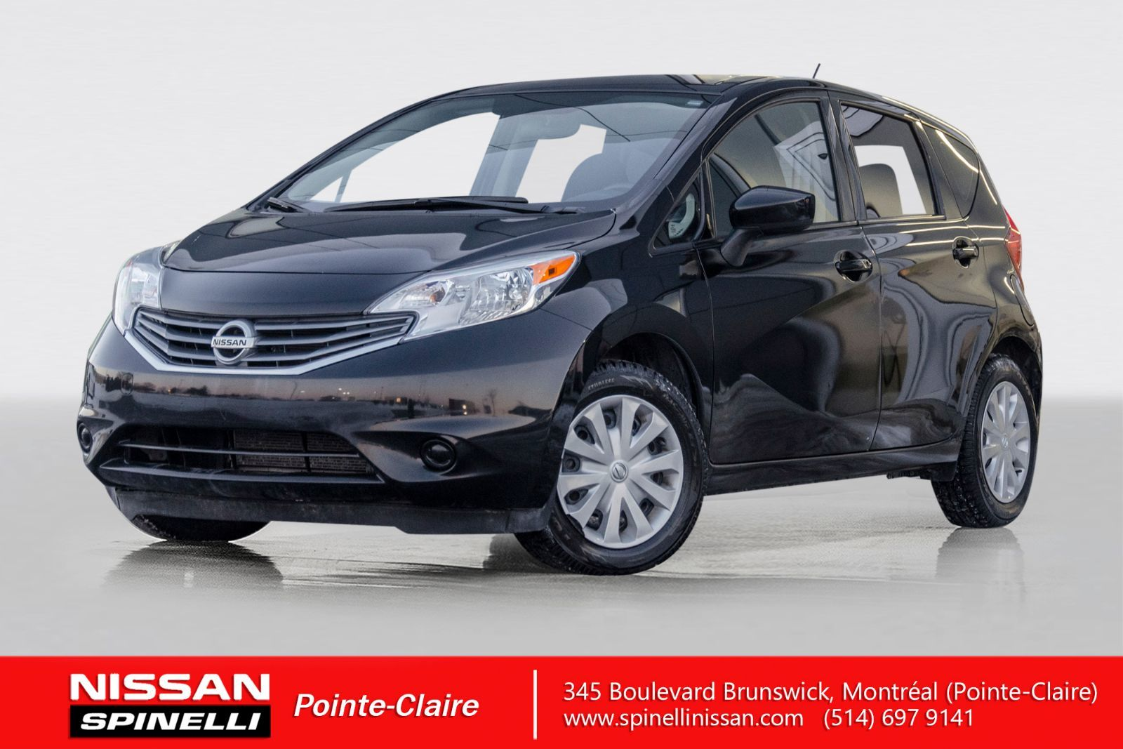 Used 2015 Nissan Versa Note SV for sale in Montreal | P7696 | Spinelli Nissan