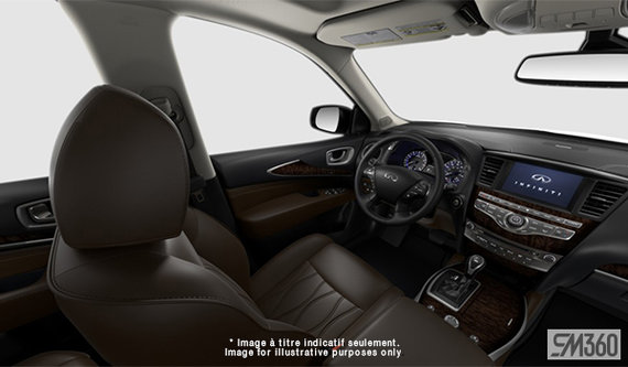 New 2019 INFINITI QX60 PROACTIVE for sale in Montreal ...