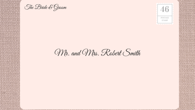 Would You Like To Receive Invitations That Dazzle Check Out Our Wedding For All Your Addressing Needs