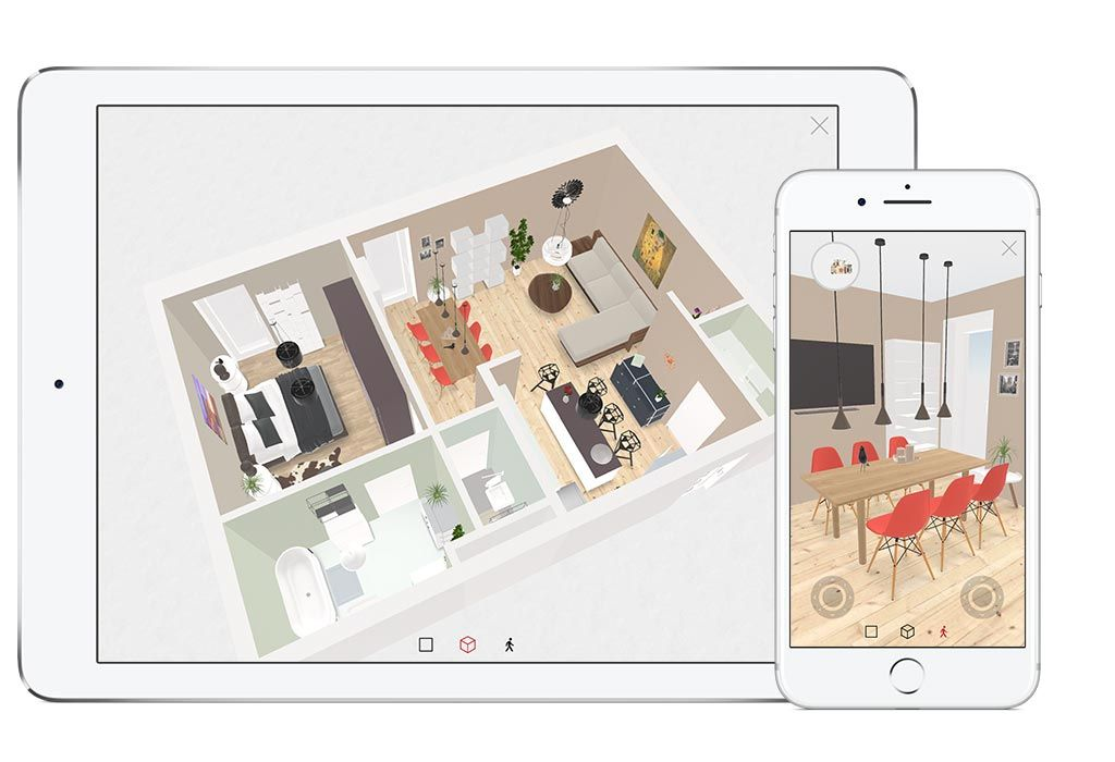 Roomle D Floorplanner For Web Ios And Android