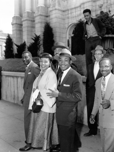 PICS: Defining moments of Martin Luther King Jr's life ...