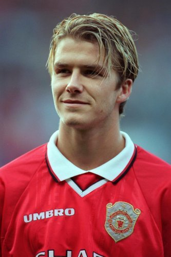 The Hairvolution Of David R Beckham In 14 Photos The