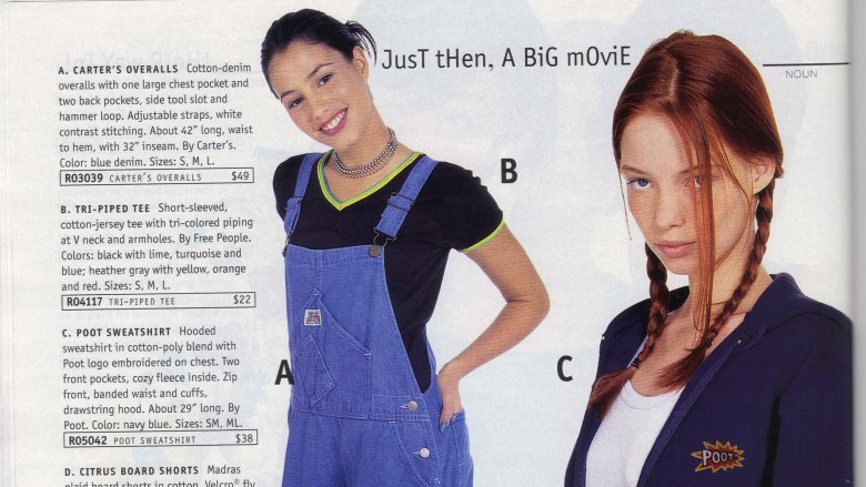 Things We Wore In 1997 That We'd Never Wear Today