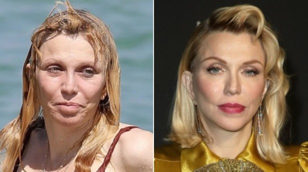 Image result for with and without makeup