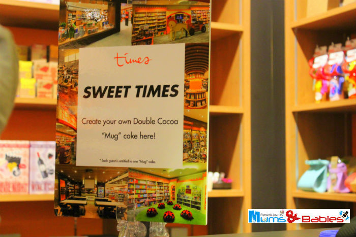 Times Store Opeing